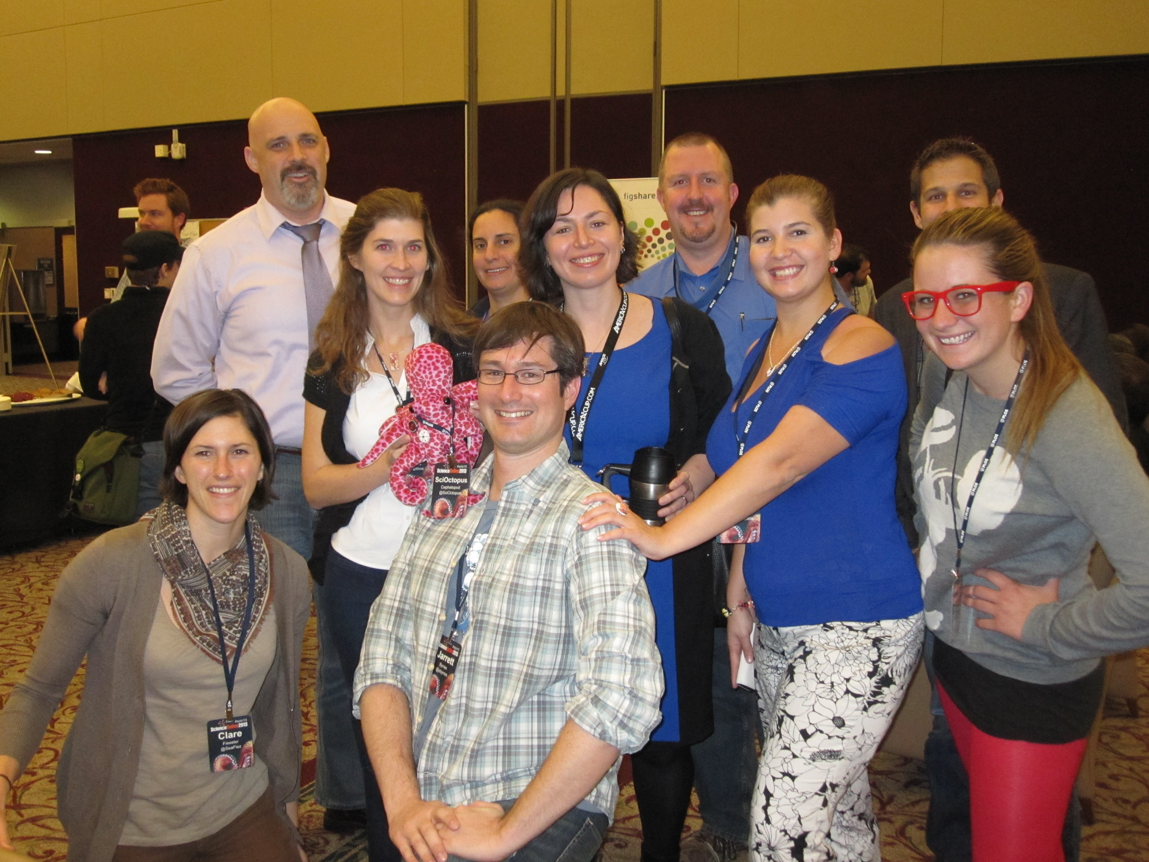OceanBloggers at #SciO13